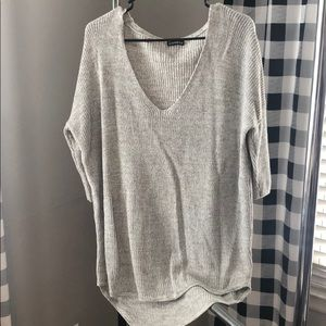 Sweaters - Express Sweater - Grey